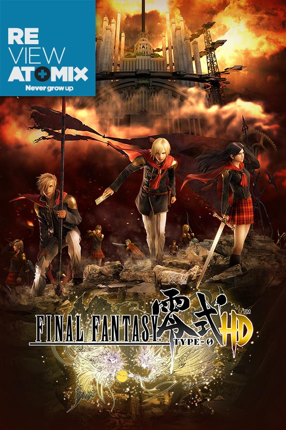 atomix_review_final_fantasy_type_0_square_enix_ace_class_zero_videojuego_rol_accion