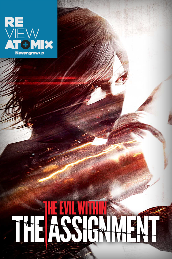 atomix_review_the_evil_within_the_assignment_survival_horros_dlc_shinji_mikami_playstation_xbox_sony_microsoft