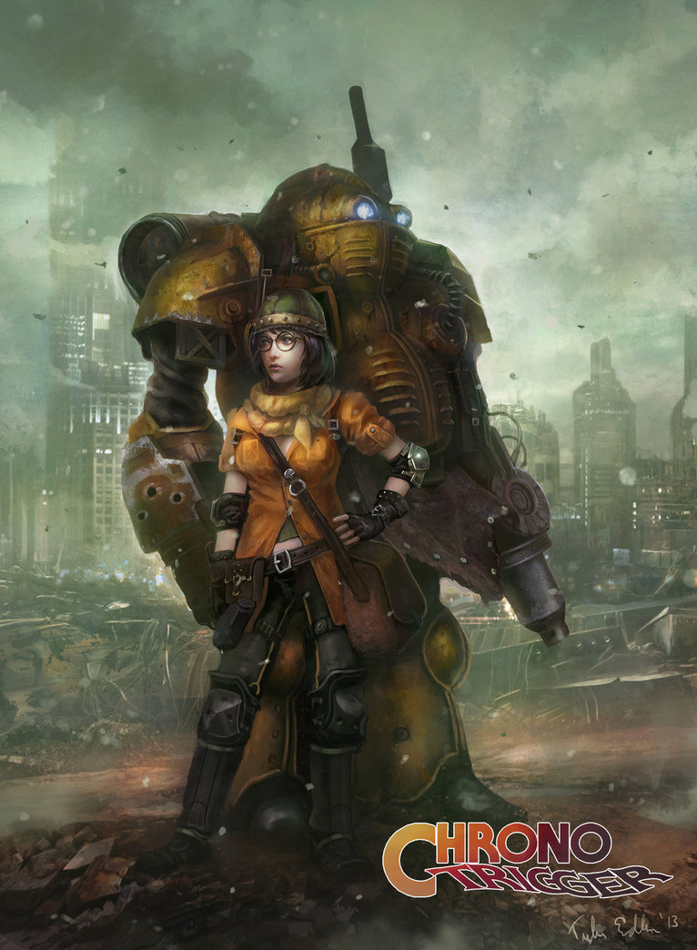 lucca_and_robo_by_tyleredlinart-d6repqh