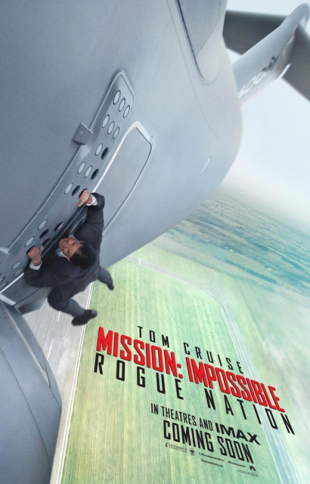 Mission: Impossible 5 ya tiene título, póster y tráiler