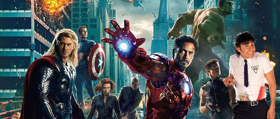 Avengers-dijieron