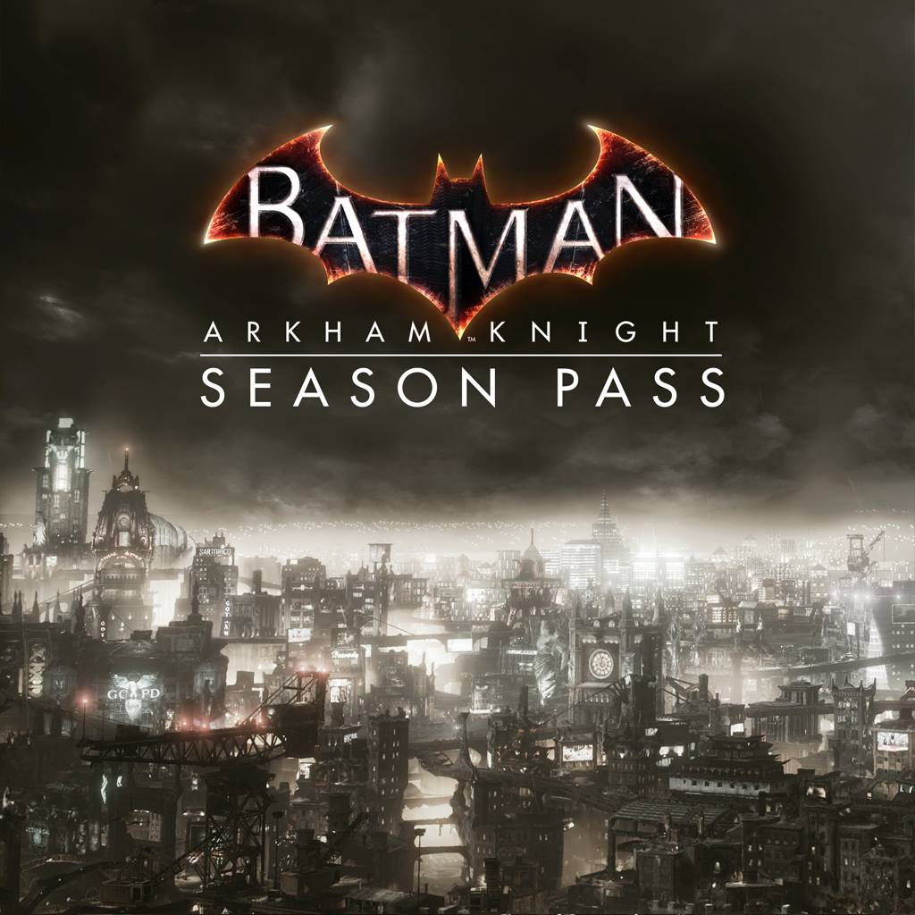 BatmanArkhamKnight_Season Pass