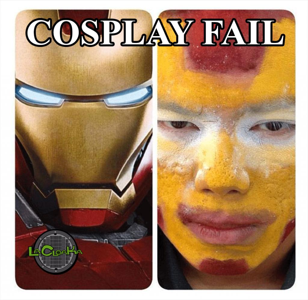 COSPLAY-FAIL