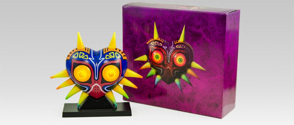 Esos europeos, ahora hasta se quedan con lámparas exclusivas de Majora's Mask