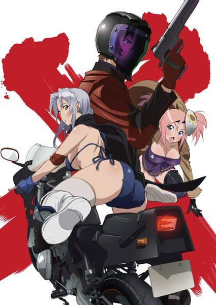 anime-Triage-X