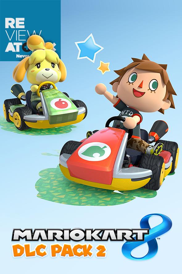 Review: Mario Kart 8 DLC Pack 2
