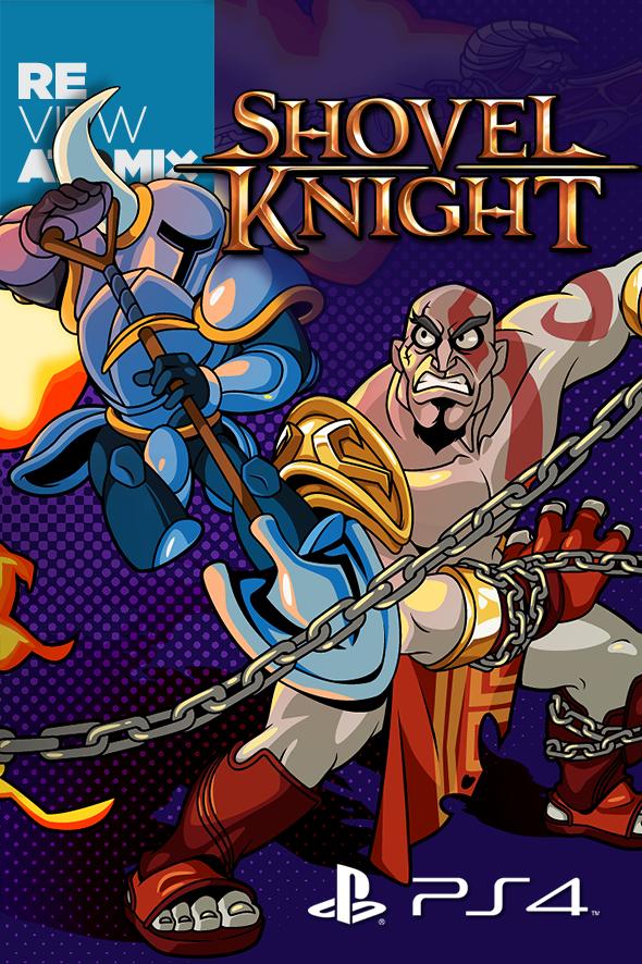Review: Shovel Knight (PlayStation)