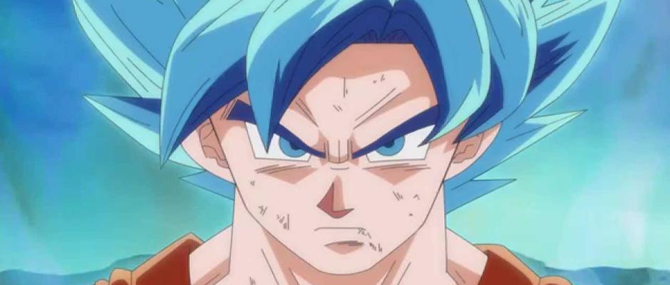 ¡Mira la nueva transformación de Goku en acción!