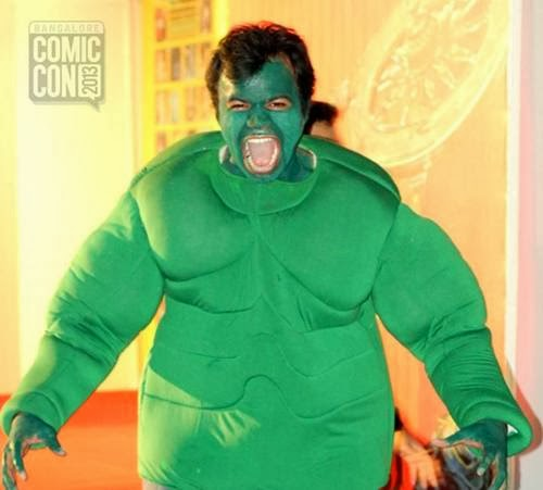 hulk cosplay costume fail 2