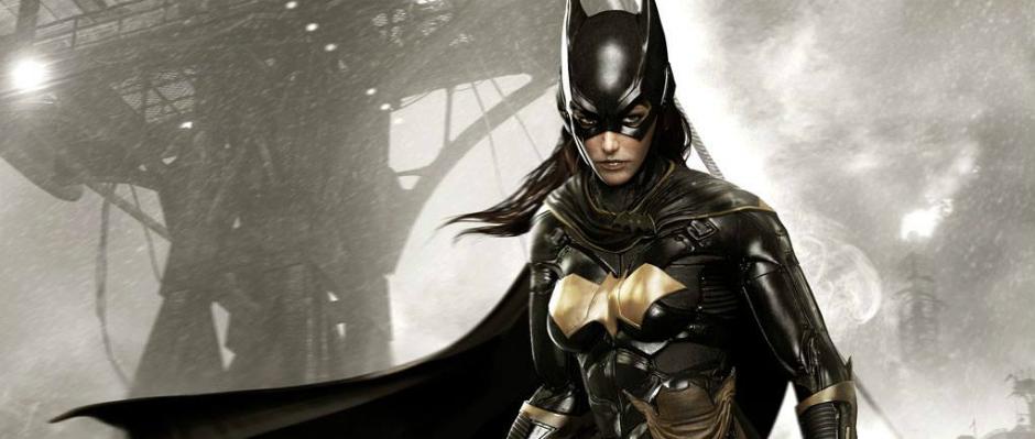 Batgirl_ArkhamKnight