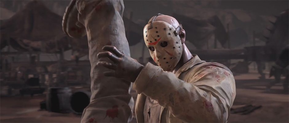 Así es como Jason realiza sus Fatalities en Mortal Kombat X
