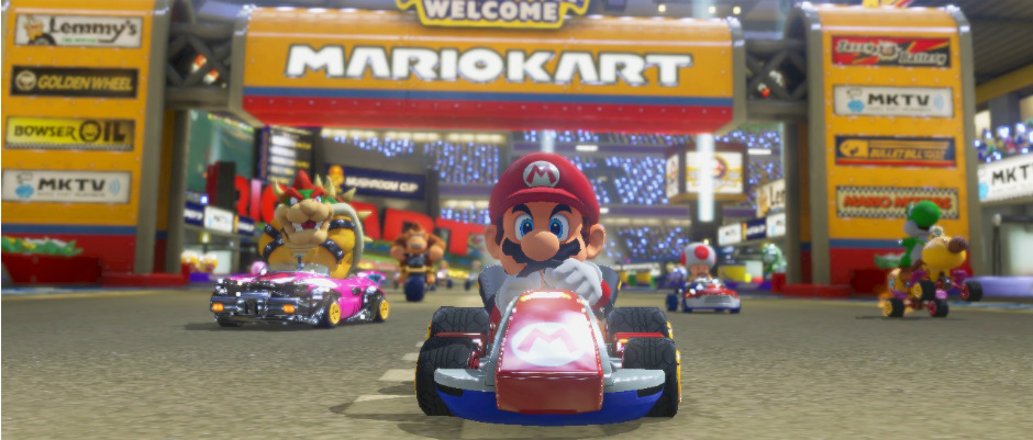 MarioKart8_Mario