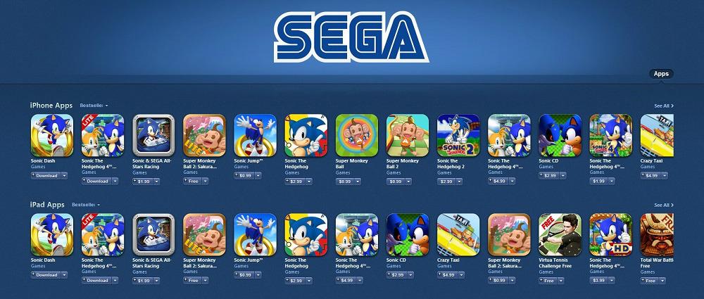 SEGA_MobileGames