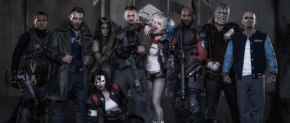 Conozcan al elenco del Suicide Squad