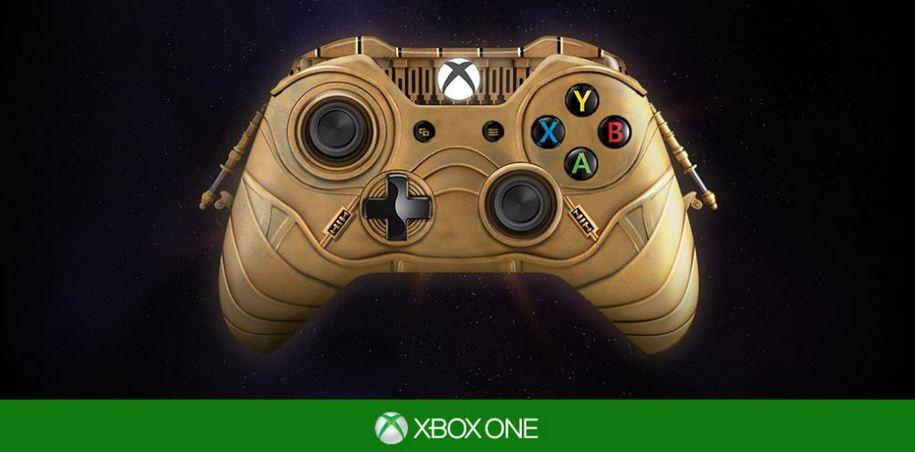 XboxOneControl_C3PO
