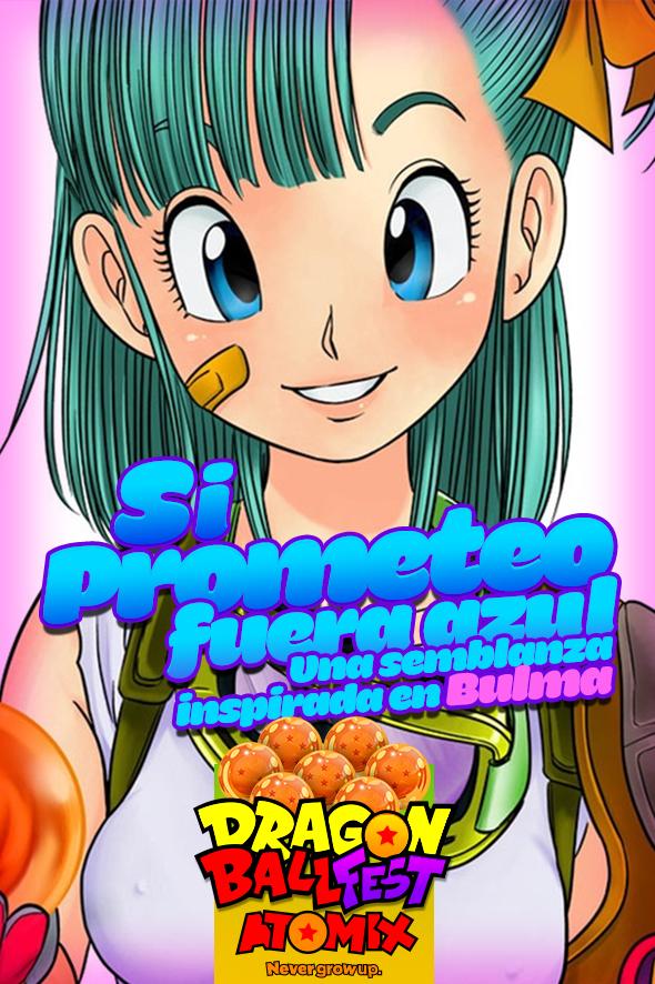 Articulos Dragon Ball Bulma Fest Atomix