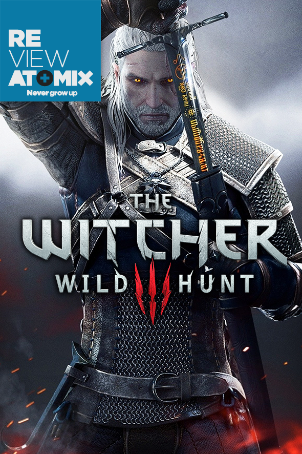 REVIEW: THE WITCHER 3 WILD HUNT