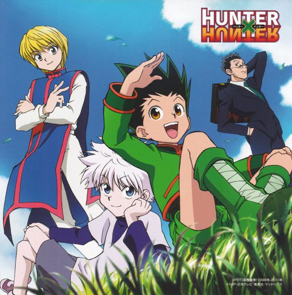 hunter-x-hunter