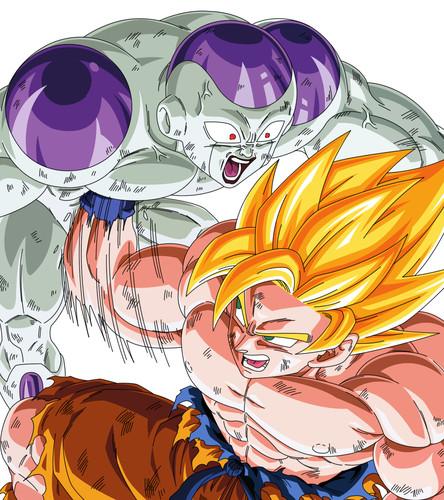 imagenes-dragon-ball-goku-vs-freezer