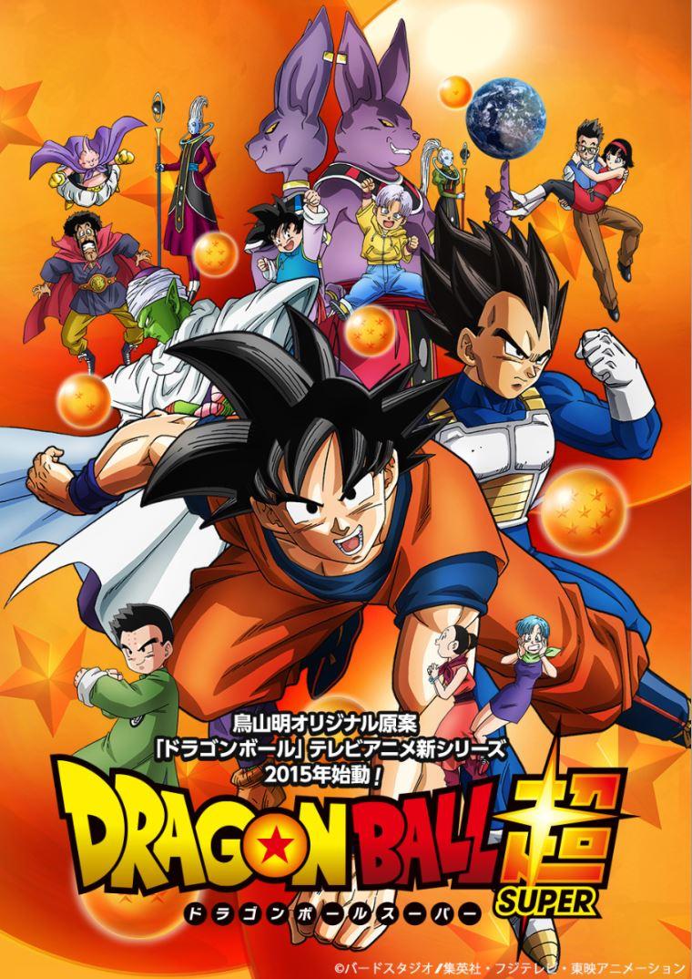 Checa cómo luce el póster oficial de Dragon Ball Super | Atomix