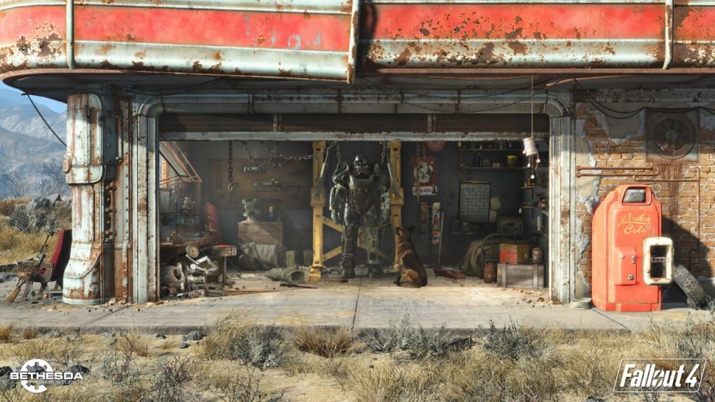 Fallout 4 es toda una realidad; llegará a PS4, Xbox One y PC | Atomix
