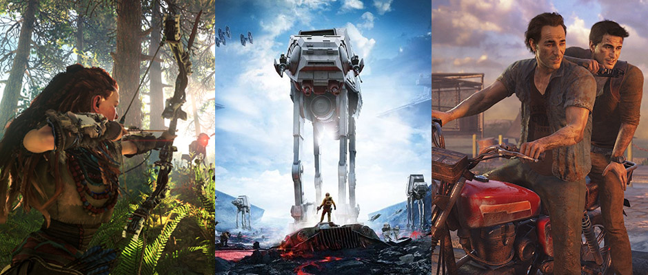 Estos son los nominados a los Game Critics Awards de E3 2015