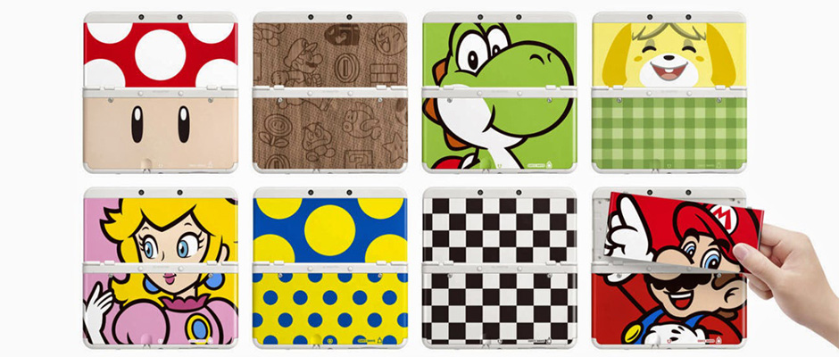 NewNintendo3DS_Faceplates