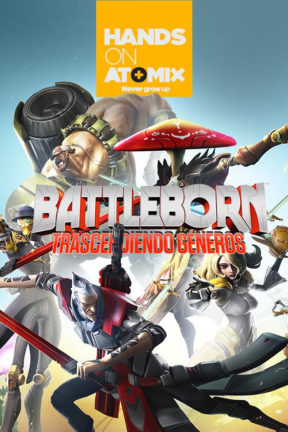 Poster Hands_On_Battleborn