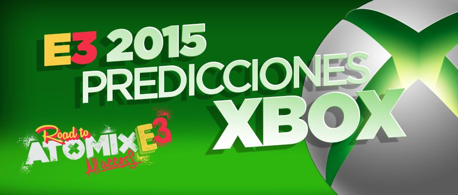 Predicciones Xbox e32015