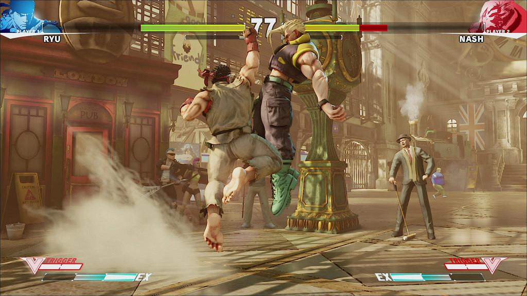 sTREET fIGHTER v 4