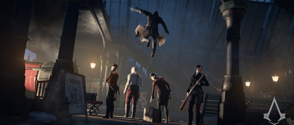 Se liberan nuevos detalles sobre Assassin's Creed Syndicate en SDCC