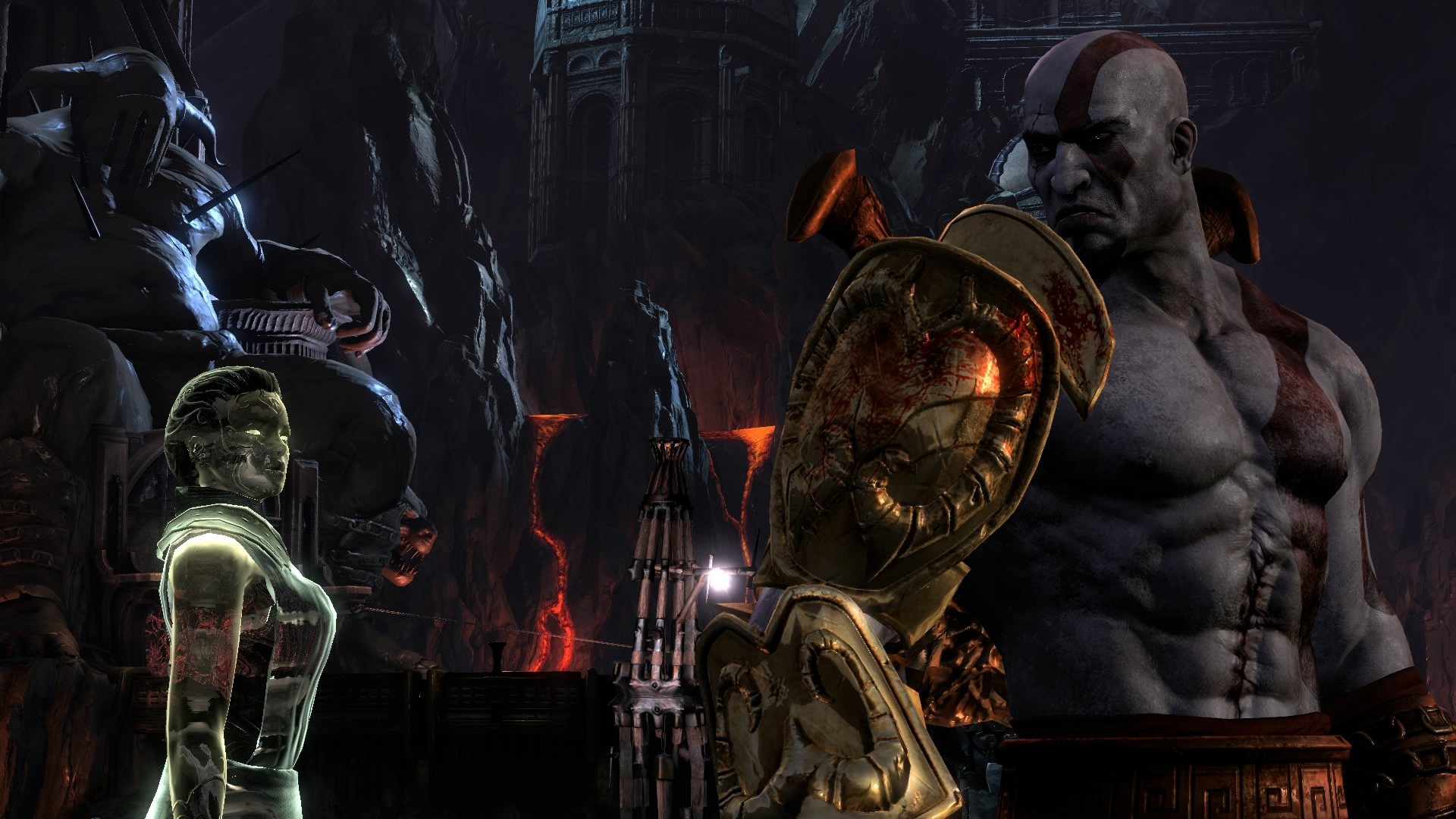 Review - God of War III Remastered | Atomix