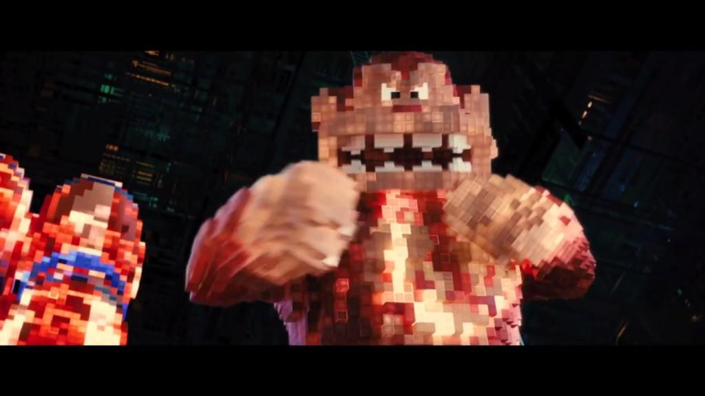 Pixels Película Atomix 5