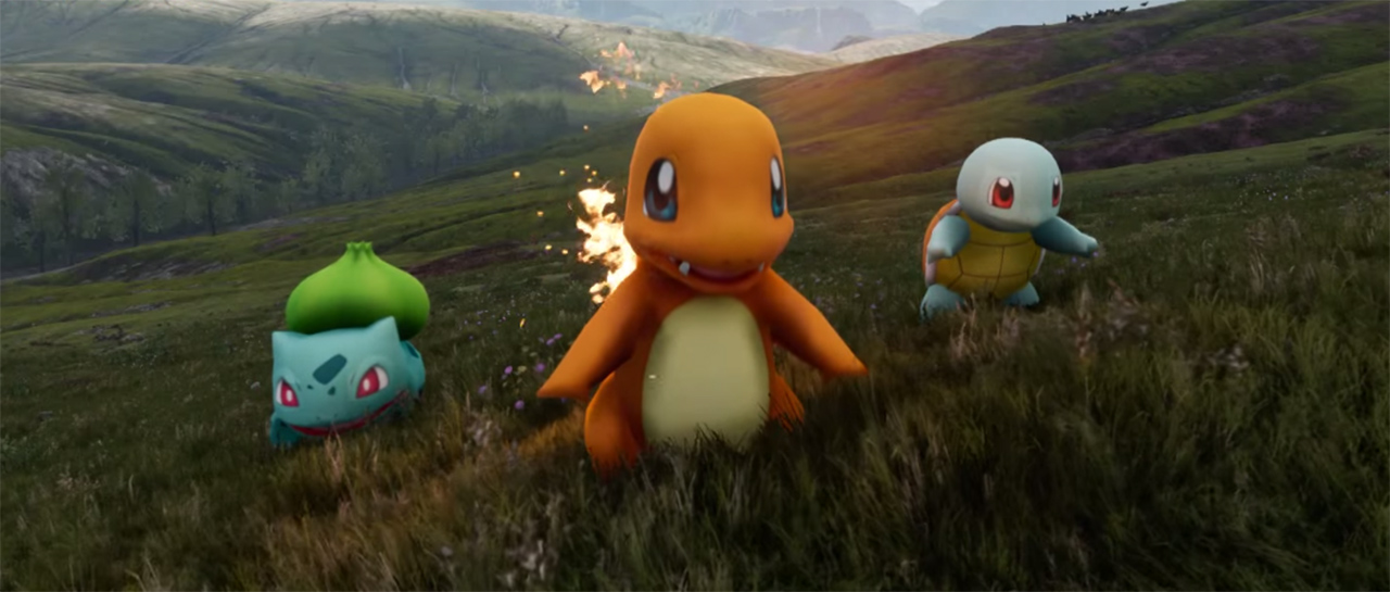 PokemonUnrealEngine4