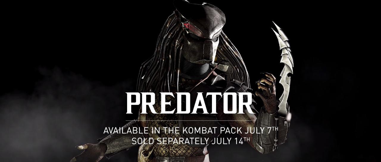 PredatorMKX