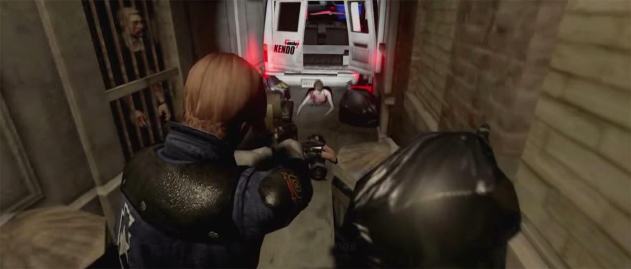 Comprar Resident Evil 2