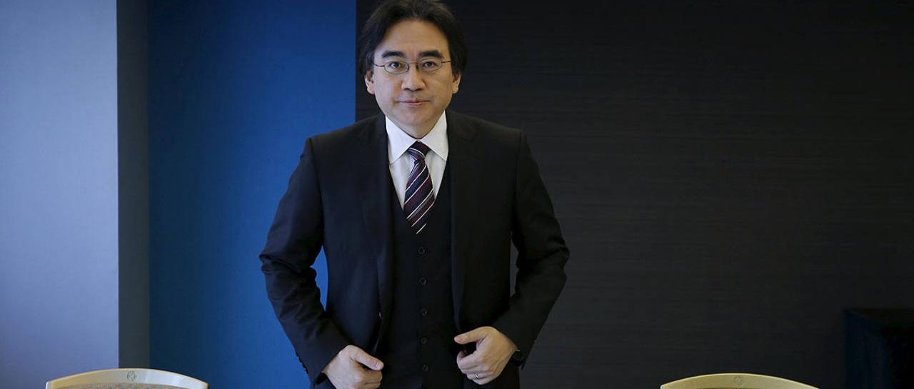 SatoruIwata-San