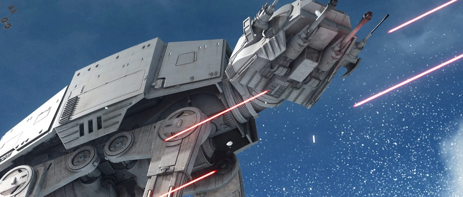 Filtran gameplay del alpha de Star Wars: Battlefront