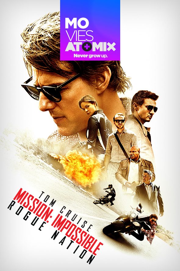 REVIEW: MISSION IMPOSSIBLE ROGUE NATION