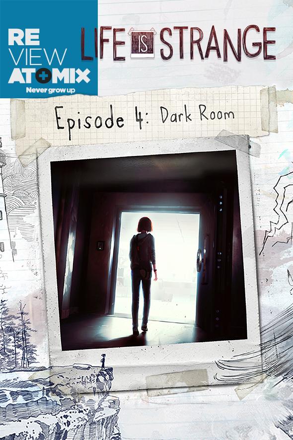 Review: Life is Strange Episode 4 - Dark Room