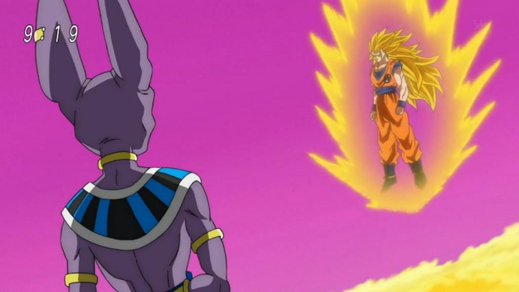 Resumen Dragon Ball Super, Ep 05: Saiyajin contra deidad; Gokú vs. Bills