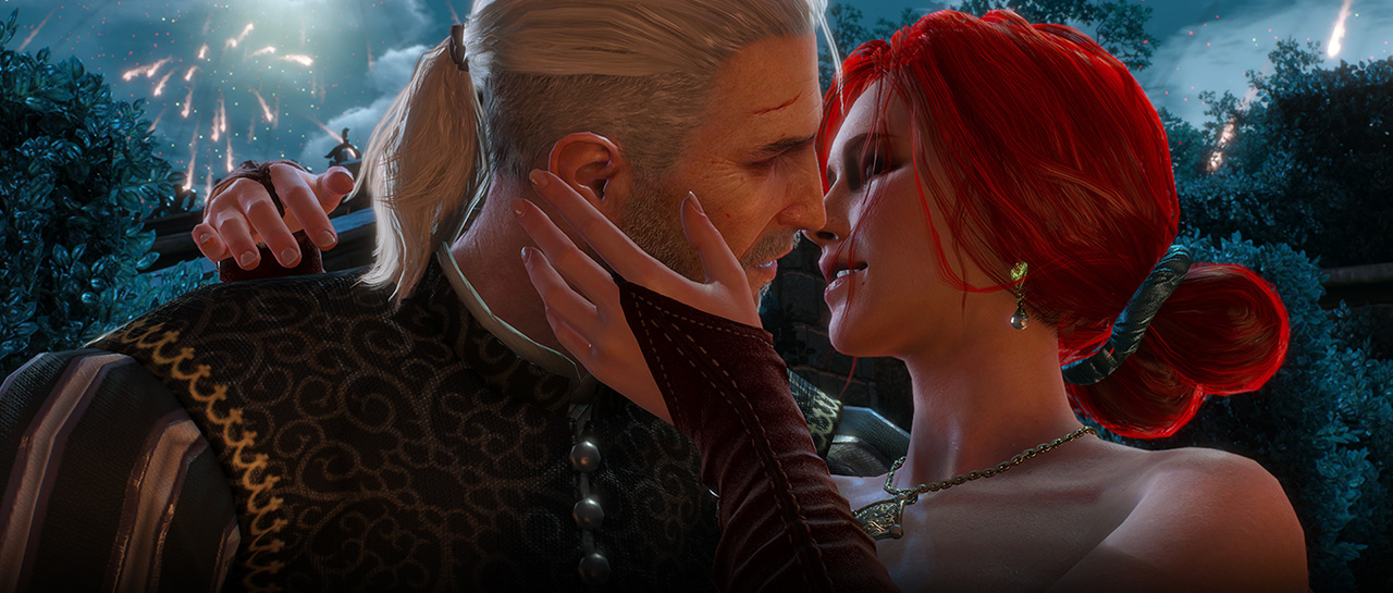 TheWitcher3_kiss
