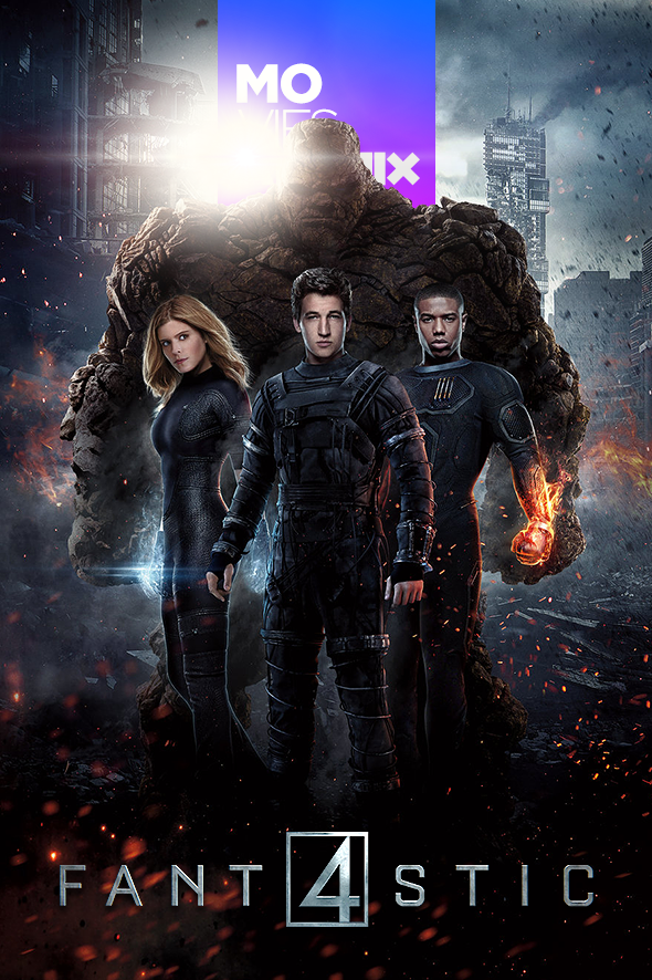 REVIEW – FANTASTIC FOUR