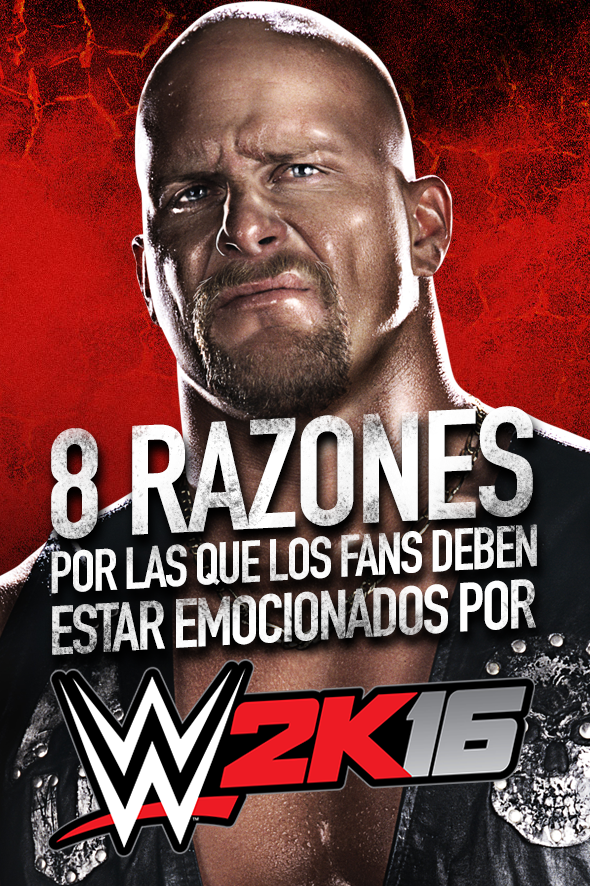 8 RAZONES PARA EMOCIONARNOS POR WWE 2K16