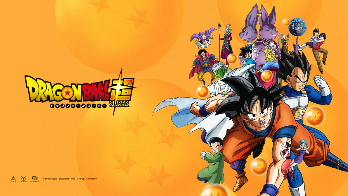 Dragon Ball Super Wallpaper Atomix
