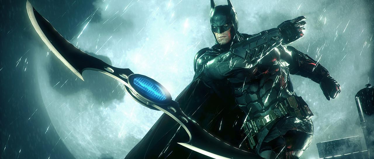 BatmanArkhamKnight_Batarang