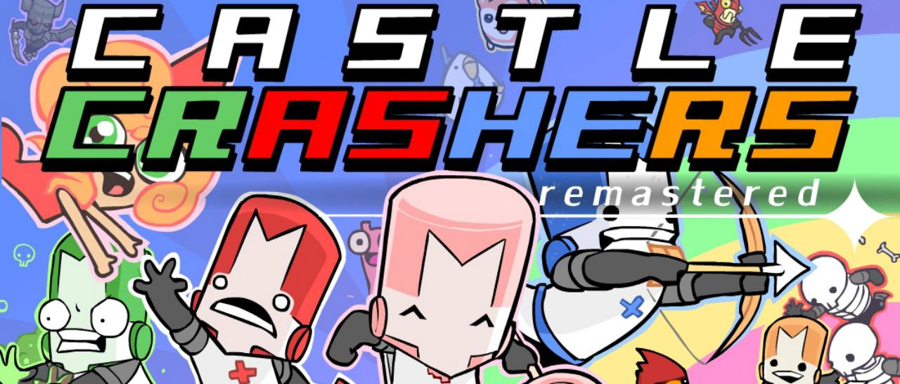 CastleCrashers_Remastered