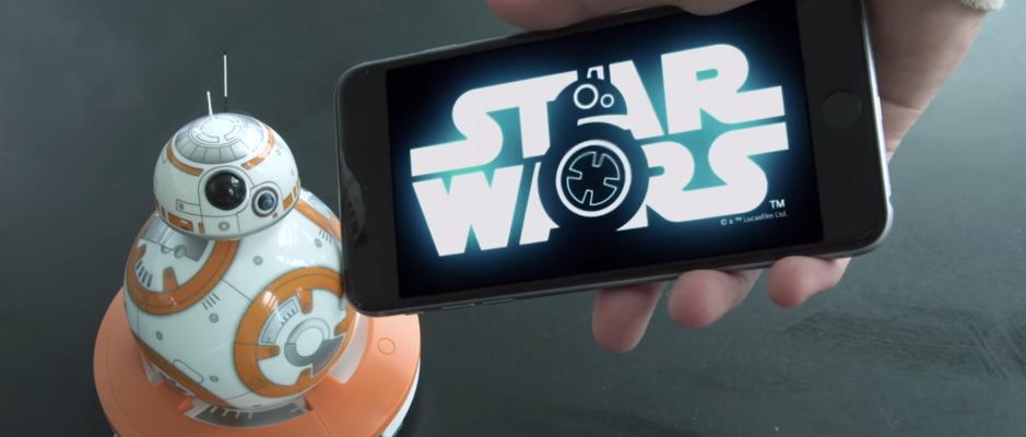 Nuestros sueños se han cumplido; Podremos tener nuestro propio BB-8