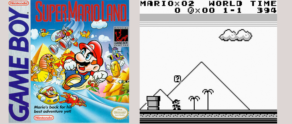 Super-Mario-Land