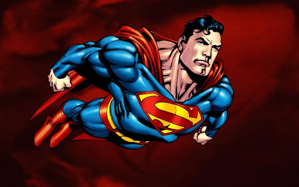 Superman es el súper héroe más poderoso de la historia
